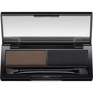 Max Factor Real Brow Duo Kit arcpúder paletta több árnyalattal 3,3 g