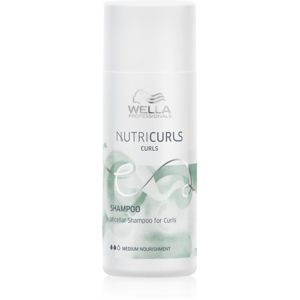 Wella Professionals Nutricurls Curls micellás sampon 50 ml