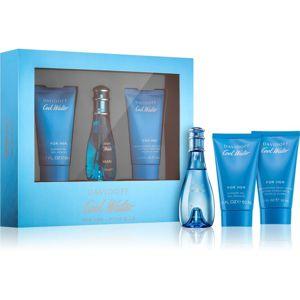 Davidoff Cool Water Woman ajándékszett XVII. hölgyeknek