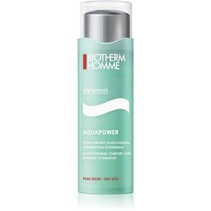 Biotherm Homme Aquapower hidratáló ápolás száraz bőrre