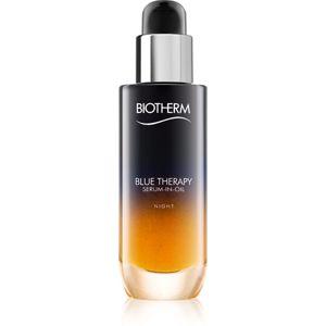 Biotherm Blue Therapy éjszakai szérum a ráncok ellen