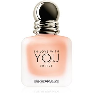 Armani Emporio In Love With You Freeze eau de parfum hölgyeknek 30 ml