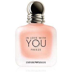 Armani Emporio In Love With You Freeze eau de parfum hölgyeknek 50 ml