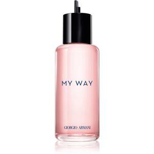 Armani My Way eau de parfum utántöltő hölgyeknek 150 ml