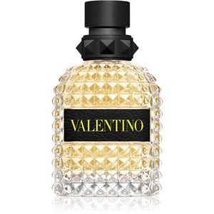 Valentino Uomo Born In Roma Yellow Dream Eau de Toilette uraknak 50 ml