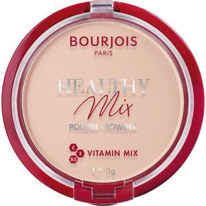 Bourjois Healthy Mix lágy púder hölgyeknek árnyalat 01 Porcelain 10 g
