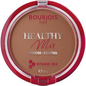 Bourjois Healthy Mix lágy púder hölgyeknek árnyalat 08 Cappuccino 10 g