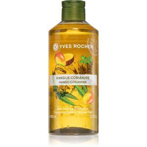 Yves Rocher Mango & Coriander energizáló tusfürdő gél 400 ml