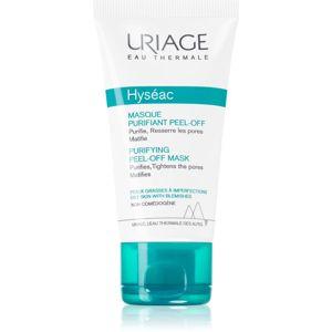 Uriage Hyséac lehúzható tisztító maszk a problémás arcbőrre 50 ml