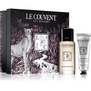 Le Couvent Maison de Parfum Botaniques Aqua Paradisi ajándékszett unisex