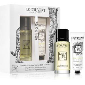 Le Couvent Maison de Parfum Botaniques Aqua Minimes ajándékszett unisex