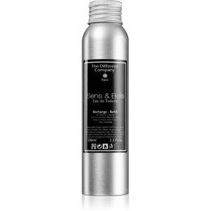 The Different Company Sens & Bois eau de toilette utántöltő unisex 100 ml