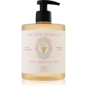 Panier des Sens Renewing Grape folyékony szappan arcra, kézre és testre