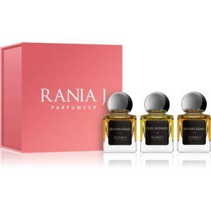 Rania J. Priveé Rubis Collection ajándékszett I. unisex