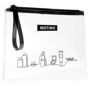 Notino Travel átlátszó kozmetikai táska