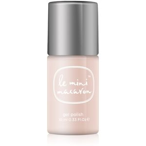 Le Mini Macaron Single Gel Polish gél körömlakk UV / LED-es lámpákhoz árnyalat Creme Brûlée 10 ml