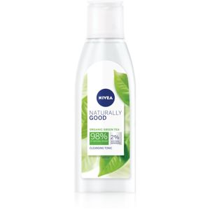 Nivea Naturally Good tisztító arcvíz 200 ml