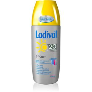 Ladival Sport fényvédő spray SPF 20 150 ml