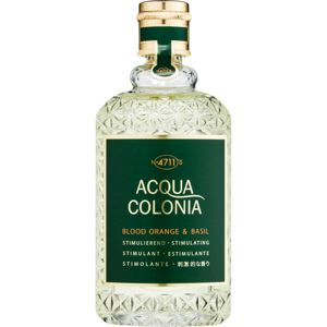 4711 Acqua Colonia Blood Orange & Basil kölnivíz unisex