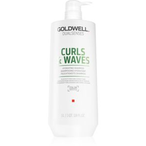 Goldwell Dualsenses Curls & Waves sampon hullámos és göndör hajra 1000 ml