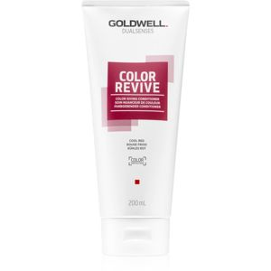 Goldwell Dualsenses Color Revive tonizáló kondicionáló Cool Red 200 ml