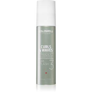 Goldwell Dualsenses Curls & Waves Curl Splash 3 hidratáló gél göndör hajra 100 ml