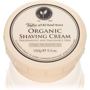 Taylor of Old Bond Street Organic borotválkozási krém