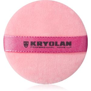 Kryolan Basic Accessories puffni kicsi Ø 8 cm