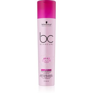 Schwarzkopf Professional BC Bonacure pH 4,5 Color Freeze micellás sampon festett hajra