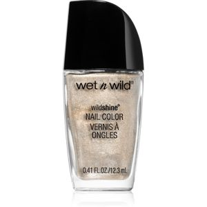Wet N Wild Wild Shine jól fedő körömlakk árnyalat Ready to Propose 12,3 ml