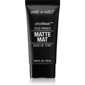 Wet n Wild Photo Focus Matt primer alapozó alá árnyalat Partners in Prime 25 ml