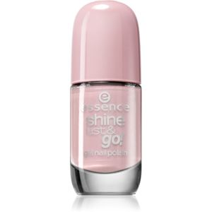 Essence Shine Last & Go! körömlakk árnyalat 05 Sweet As Candy 8 ml
