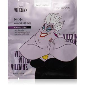 Catrice Disney Villains Ursula hidratáló arcmaszk 2 x 15 ml