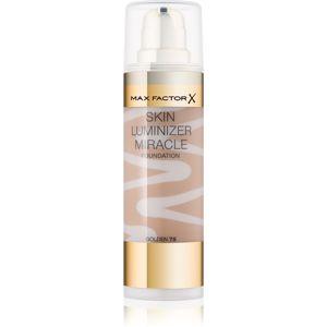 Max Factor Skin Luminizer Miracle élénkítő make-up