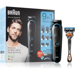 Braun All-In-One Trimmer MGK5280 Teszőr nyíró MGK5280