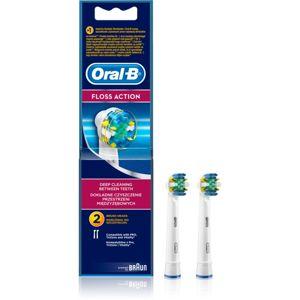 Oral B Floss Action EB 25 csere fejek a fogkeféhez 2 db