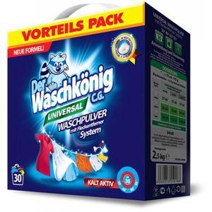 Der Waschkönig Universal mosópor 2250 g