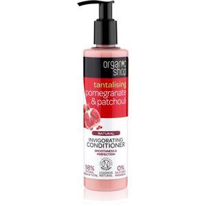 Organic Shop Natural Pomegranate & Patchouli energizáló kondicionáló