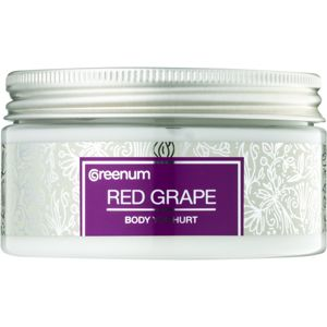 Greenum Red Grape test jogurt