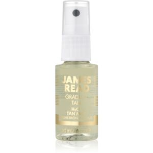 James Read Gradual Tan H2O Tan Mist önbarnító permet az arcra 30 ml