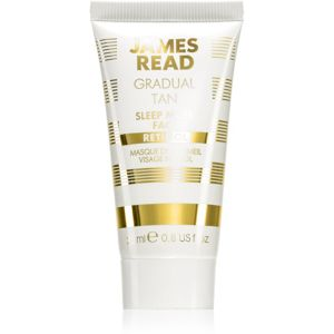 James Read Gradual Tan Sleep Mask önbarnító éjszakai arcmaszk retinollal 25 ml