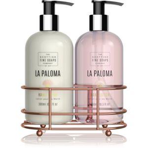 Scottish Fine Soaps La Paloma kozmetika szett VI. hölgyeknek