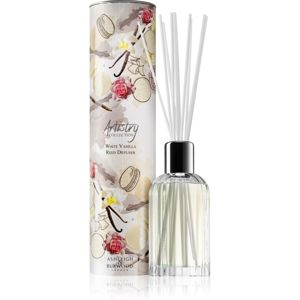 Ashleigh & Burwood London Artistry Collection White Vanilla aroma diffúzor töltelékkel 200 ml