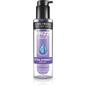 John Frieda Frizz Ease Extra Strenght szérum a rakoncátlan és töredezett hajra 50 ml