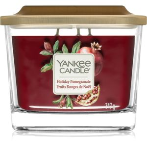 Yankee Candle Elevation Holiday Pomegranate illatos gyertya közepes