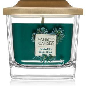 Yankee Candle Elevation Frosted Fir illatos gyertya kicsi 96 g