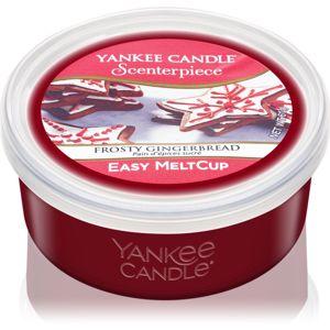 Yankee Candle Frosty Gingerbread elektromos aromalámpa viasz 61 g