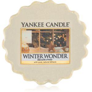 Yankee Candle Winter Wonder illatos viasz aromalámpába 22 g