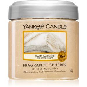 Yankee Candle Warm Cashmere illatos gyöngyök 170 g