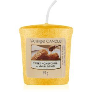 Yankee Candle Sweet Honeycomb viaszos gyertya 49 g